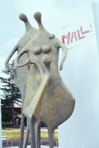 Bell Street Mall Sculptures